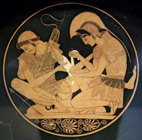 C02.Aquiles y Patroclo