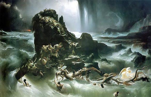El-Diluvio_FrancisDanby