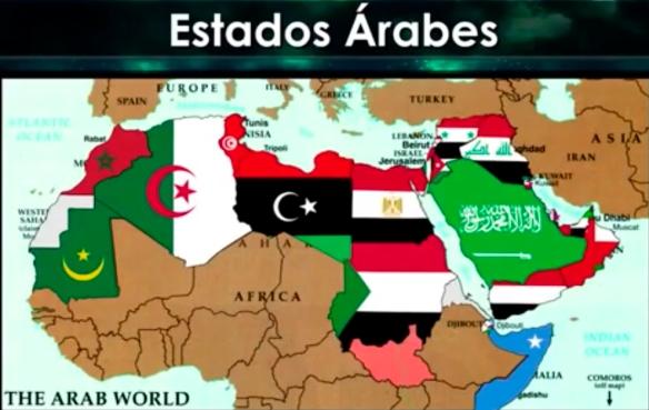 Estados Árabes