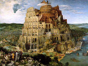 Torre Babel Brueghel
