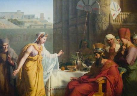 Agar y Faraón