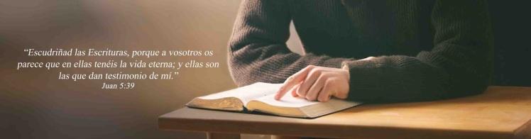 escudriñad-las-escrituras