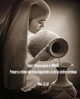 Mujer virtuosa