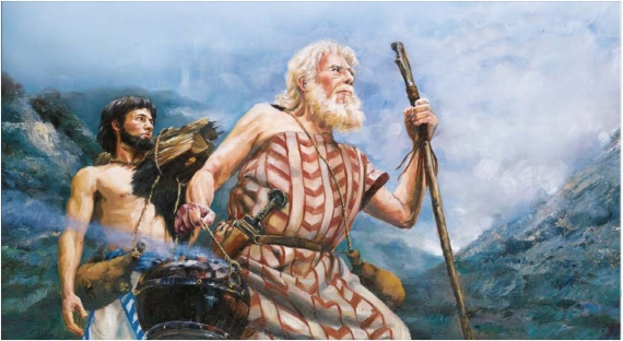 genesis-22-5-abraham-in-his-way-to-mount-moriah