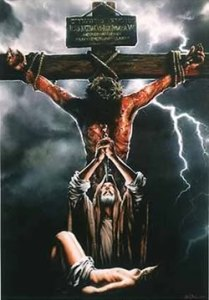 Jesus the lamb