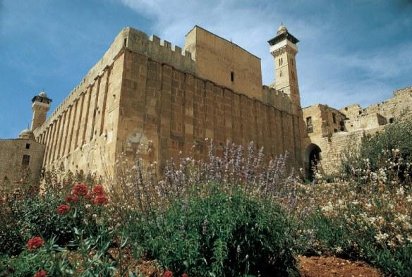 tumba patriarcas hebron