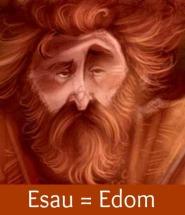 esau edom