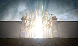 heavens-gates-opening-depiction-pearly-heaven-bright-side-heaven-contrasting-duller-foreground-49744828