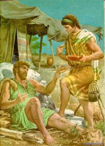 jacob y esau
