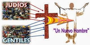Judios gentiles Iglesia