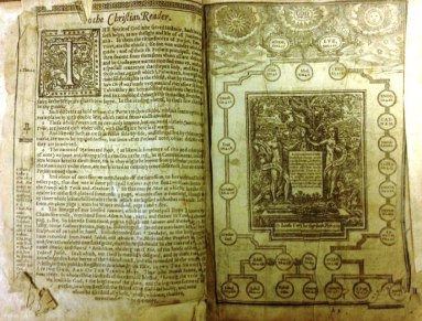 1612_first_quarto_of_king_james_bible