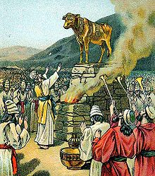 220px-Worshiping_the_golden_calf.jpg