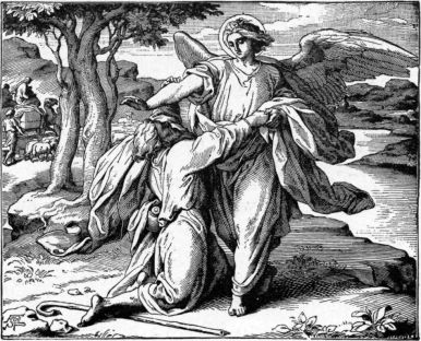949px-Foster_Bible_Pictures_0047-2_Jacob_Wrestled_with_an_Angel