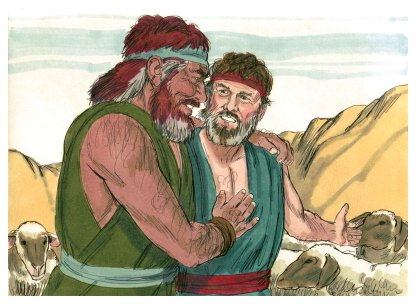 book_of_genesis_chapter_33-2_bible_illustrations_by_sweet_media