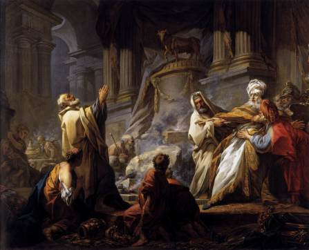 Jeroboam Offering Sacrifice for the Idol - Jean-Honoré Fragonard.jpg