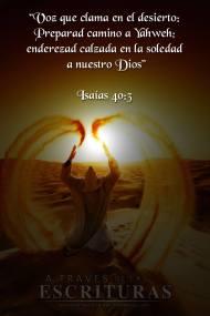 Isaías 40:3