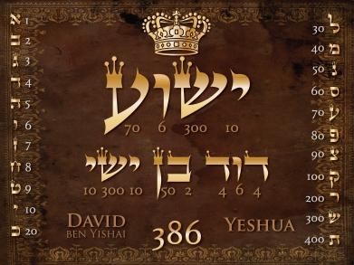 ben david - yeshua