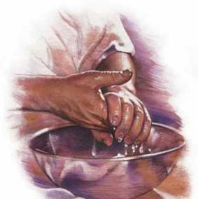 lavamiento de manos